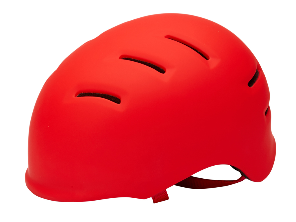 AGU HELMET HAWK RED XS