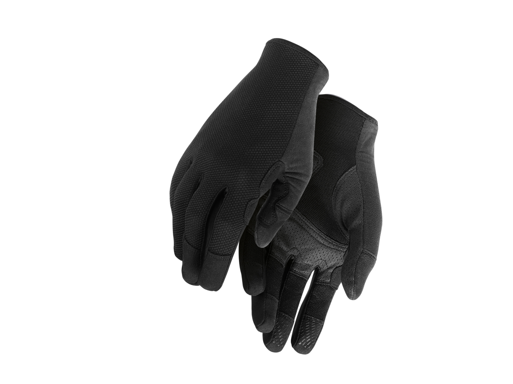 Assos Trail FF Gloves - Cykelhandske MTB - Sort - Str. M
