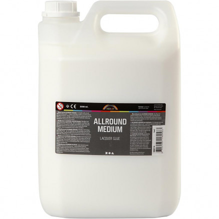 Allround medium limlak, 5000ml